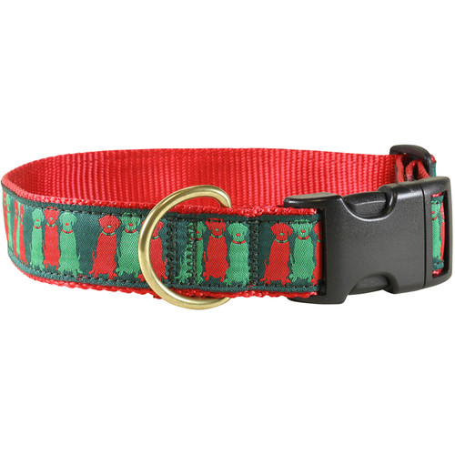 Three Wise Labs Dog Collar - 1.25 Inch