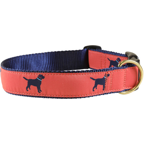 Lab Dog Collar - Nantucket  - 1.25 Inch