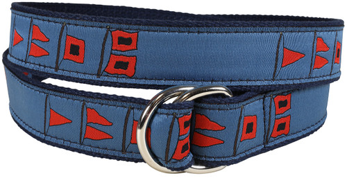 Hurricane Flags D-ring Belt