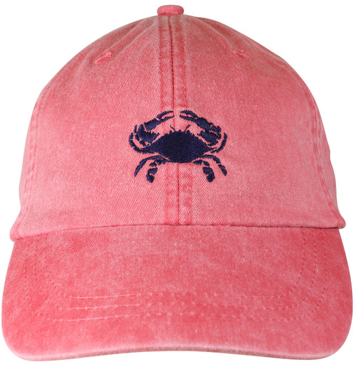 Crab Hat - Poppy