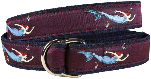 Mermaids D-Ring Belt