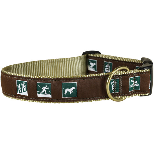 Parks & Rec Dog Collar - 1.25 Inch