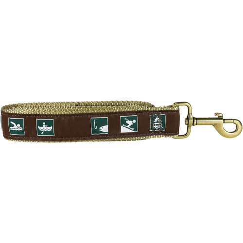 Parks & Rec Dog Lead | 1.25 Inch