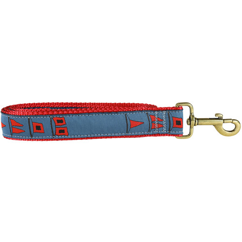 Hurricane Flags Dog Lead | 1.25 Inch