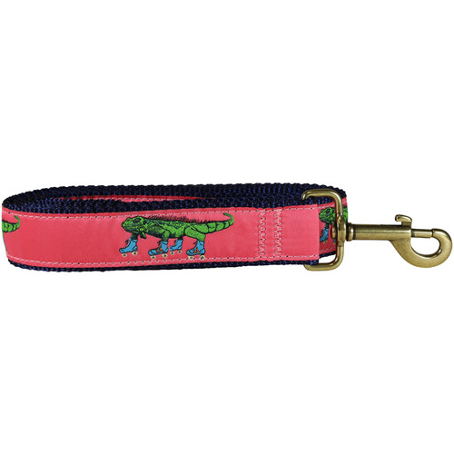 Iguana on Roller Skates Dog Lead | 1.25 Inch