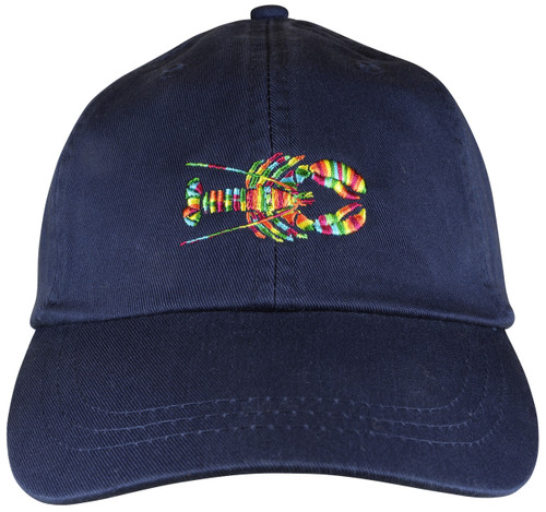 Festive Lobster Hat - Navy