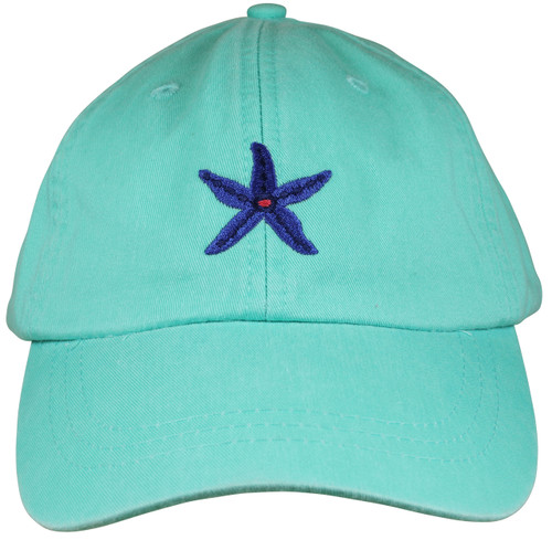 Starfish Hat - Sea Foam