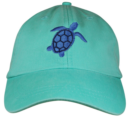 Sea Turtle Hat - Sea Foam