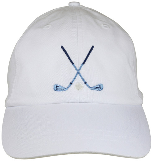 Golf Hat - White