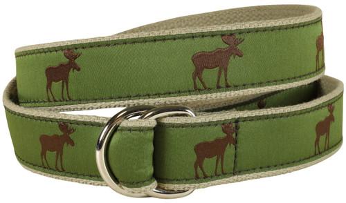 Moose D-ring Belt