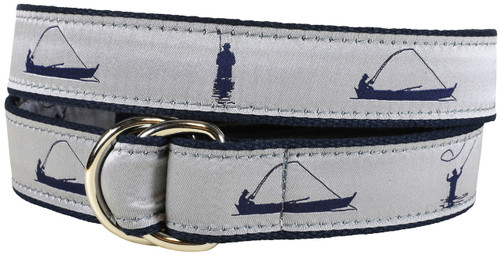 Fisherman D-ring Belt