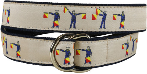 Ship to Ship BYOB D-ring Belt
