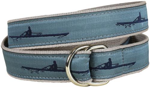 Rower D-ring Belt