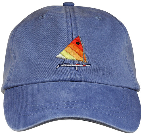 Sunfish Sailboat Hat - Periwinkle