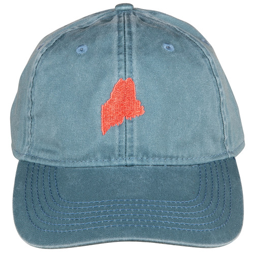 State of Maine Hat | Blue Slate