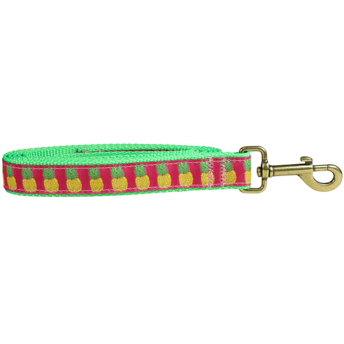 Pineapple Dog Lead - 1 Inch
