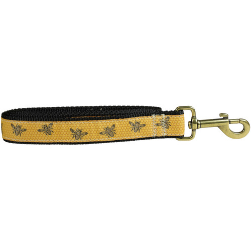 Honey Bees Dog Lead - 1 Inch