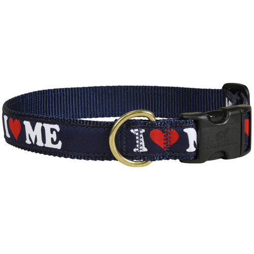 I love maine Dog Collar - 1 Inch