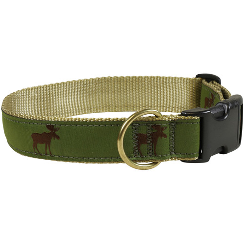Moose Dog Collar - 1.25 Inch