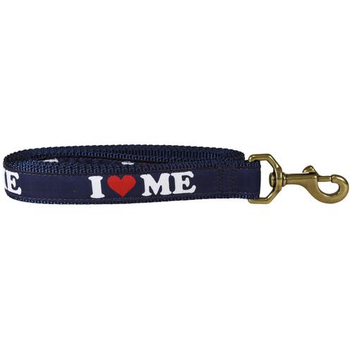 I Love ME Dog Lead  - 1 Inch