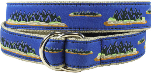 Hopkins Islands D-Ring Belt