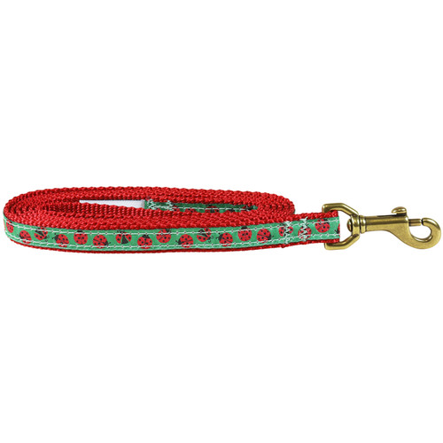 "Lady Bugs 5/8"" Dog Lead"