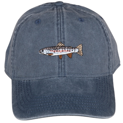 Trout Hat | Washed Navy