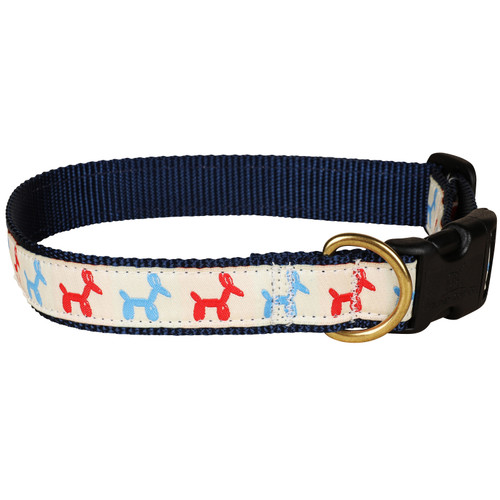 Balloon Dogs Dog Collar - 1 Inch