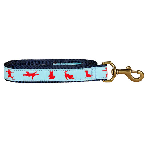 Yoga Dogs Dog Leash - 1 Inch