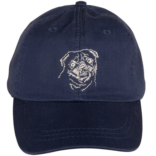 Dog Face Hat | Pug