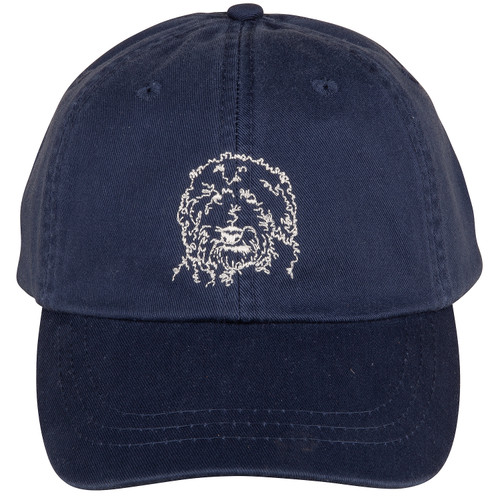 Dog Face Hat | Labradoodle