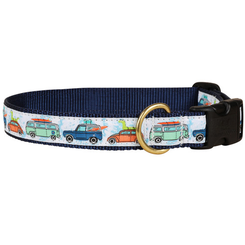 Beach Toys Dog Collar | 1 Inch