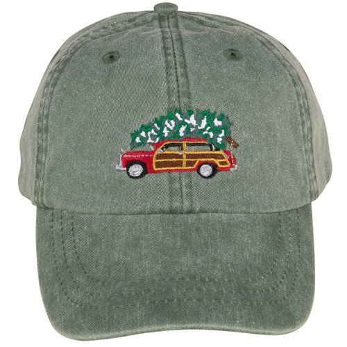 Woodie & Tree Hat | Spruce