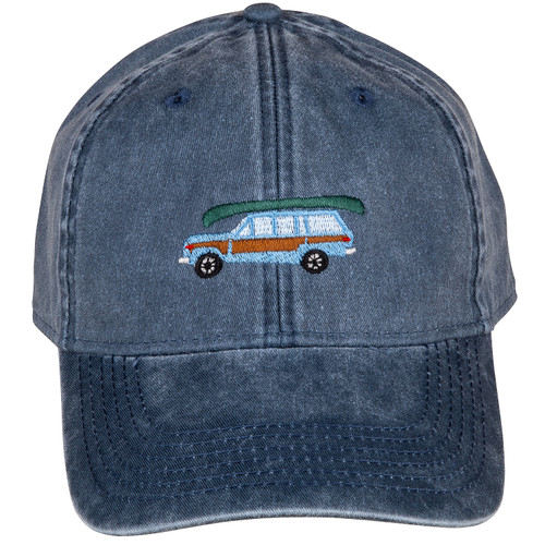 Jeep Wagoneer Hat | Washed Navy