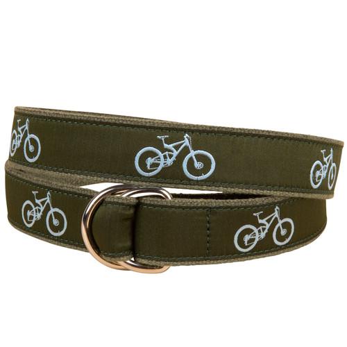 Mountain Bike D-Ring Belt