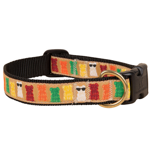 Gummi Bears Dog Collar | 1 Inch