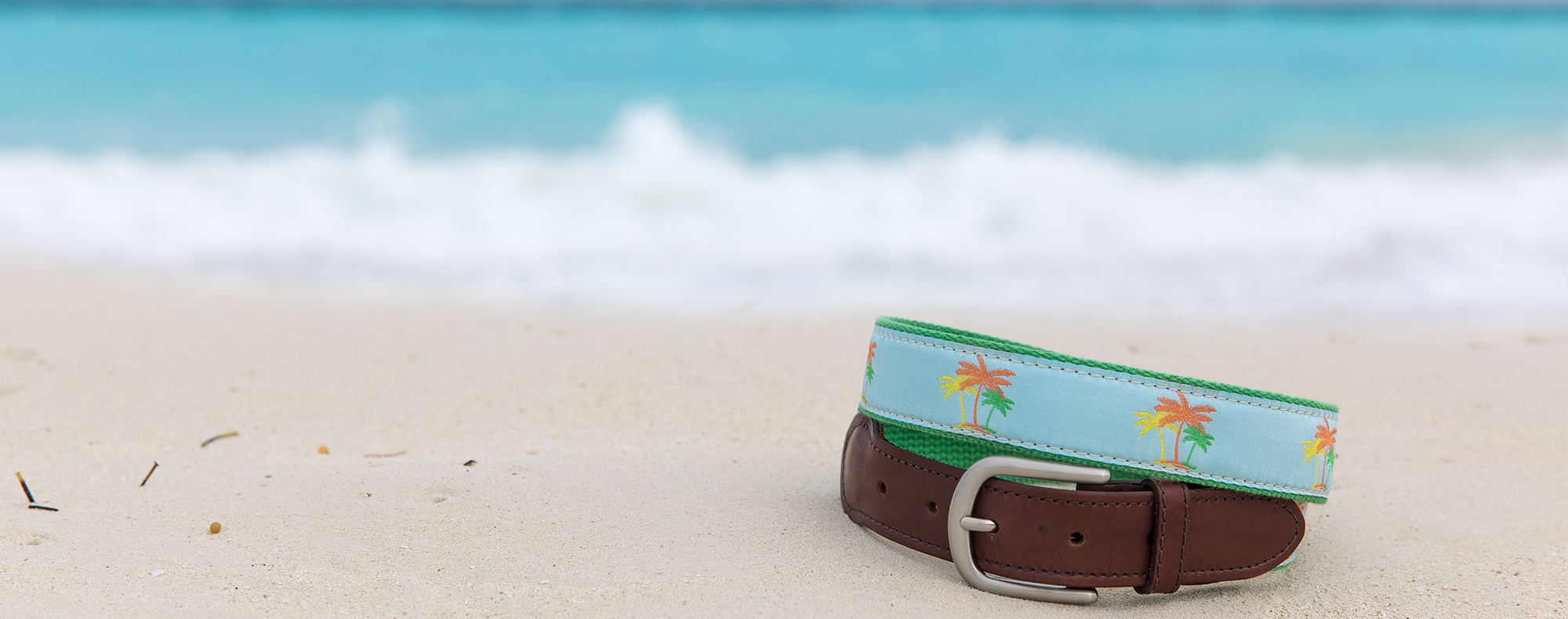 Belt on Beach