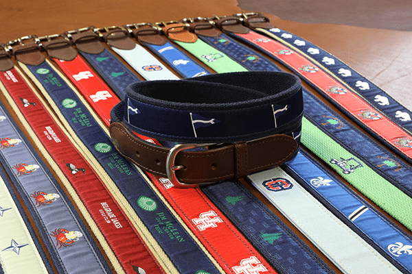 Custom Belt Belted Cow Company