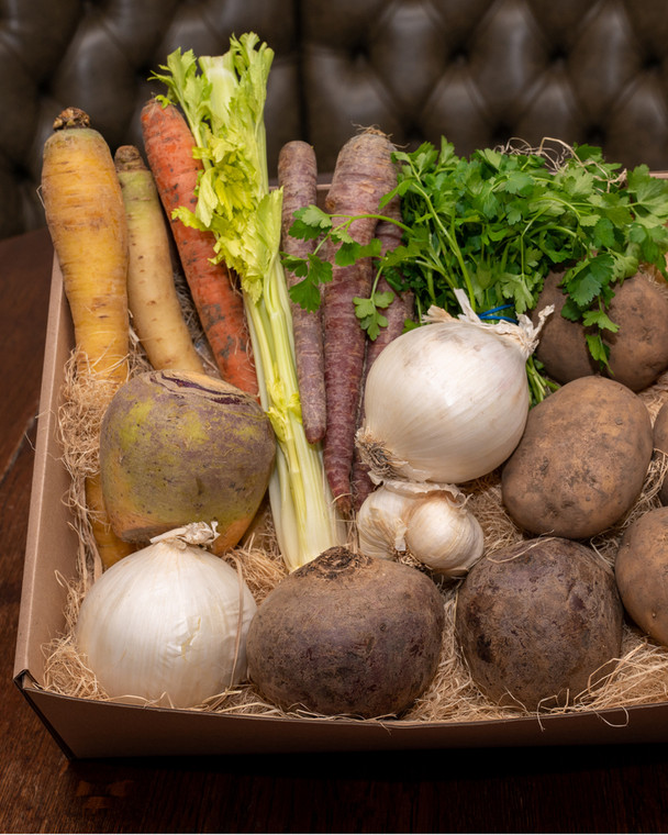 Classic Mixed Vegetable Box