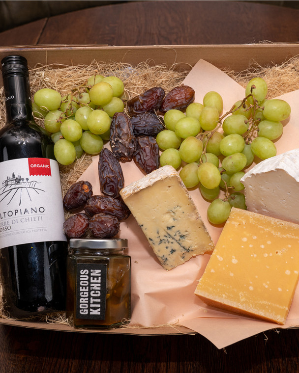 Gorgeous Kitchen Cheeseboard Box - Assemble at Home