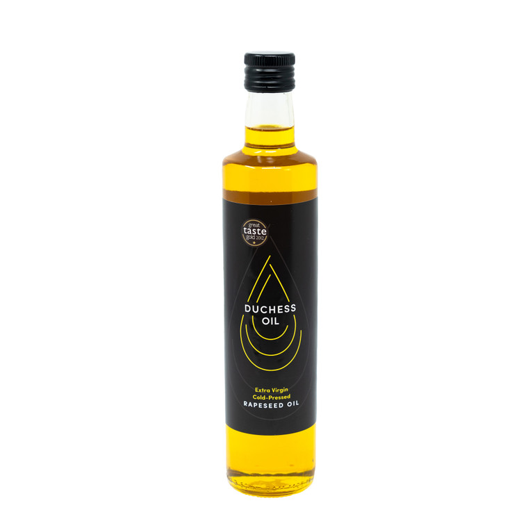 Cold Pressed Rapeseed Oil 500ml