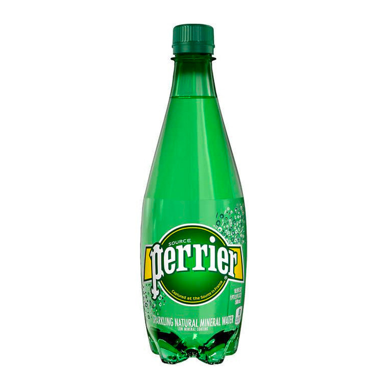 24 x 50cl Perrier Sparkling Water Carbonated Fizzy  Drink Mixer