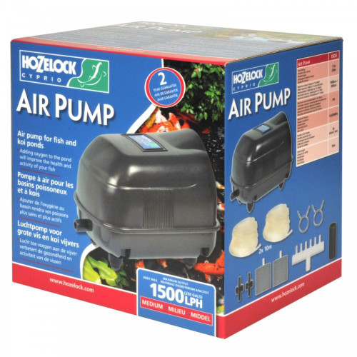 Hozelock 1500 Pond Air Pump