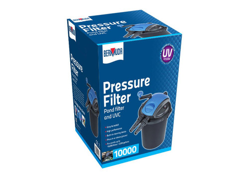 Bermuda 10000 Pond Pressure Filter