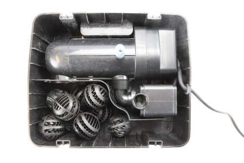 Jebao UFP-1000 All In One Pond Filter Pump 9w UV System