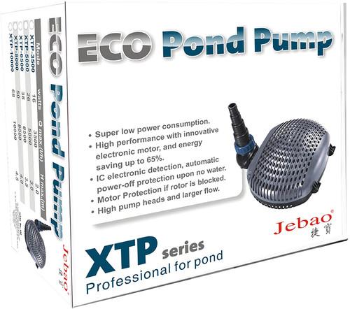 Jebao XTP-3500 Pond Pump Boxed