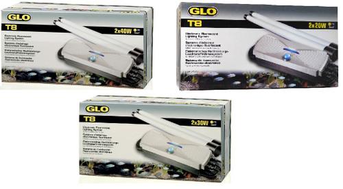Hagen Glo 2x30w Twin Light Controller T8 Ballast