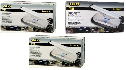 Hagen Glo 2x40w Twin Light Controller T8 Ballast
