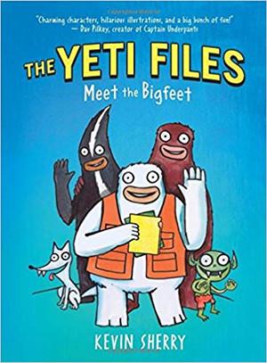 Yeti Files: Meet Bigfeet