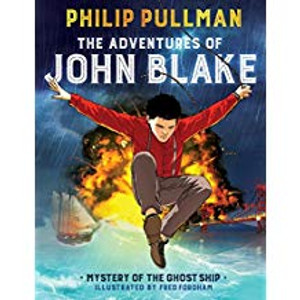 Adventures of John Blake: Mystery of the Ghost Ship